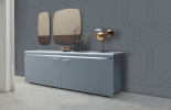 Goya - Sideboards, Showcases and Bookcases - Tonin Casa