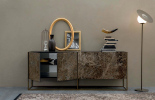 Coral - Sideboards, Showcases and Bookcases - Tonin Casa