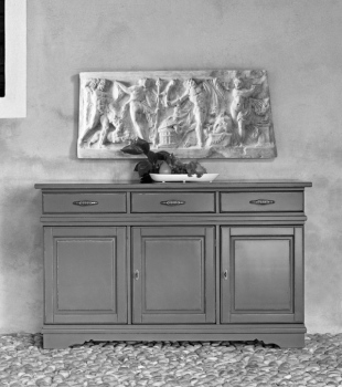 Mimosa - Sideboards, Showcases and Bookcases - Tonin Casa