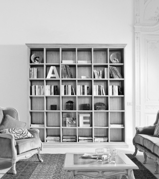 Alexander - Sideboards, Showcases and Bookcases - Tonin Casa