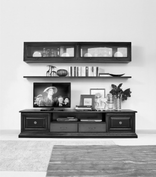 Brigitta - Sideboards, Showcases and Bookcases - Tonin Casa