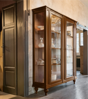 Ambra - Sideboards, Showcases and Bookcases - Tonin Casa