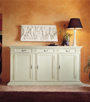 Giuseppina - Sideboards, Showcases and Bookcases - Tonin Casa