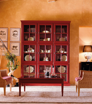 Paolina - Sideboards, Showcases and Bookcases - Tonin Casa