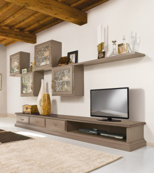 Annabet - Sideboards, Showcases and Bookcases - Tonin Casa