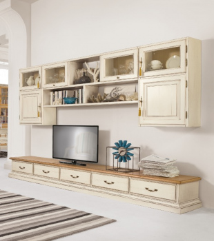 Marina - Sideboards, Showcases and Bookcases - Tonin Casa