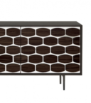 Honey - Sideboards, Showcases and Bookcases - Tonin Casa