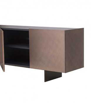 Coated - Sideboards, Showcases and Bookcases - Tonin Casa