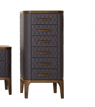 Tiffany Night - Sideboards, Wardrobes and Nightstands - Tonin Casa